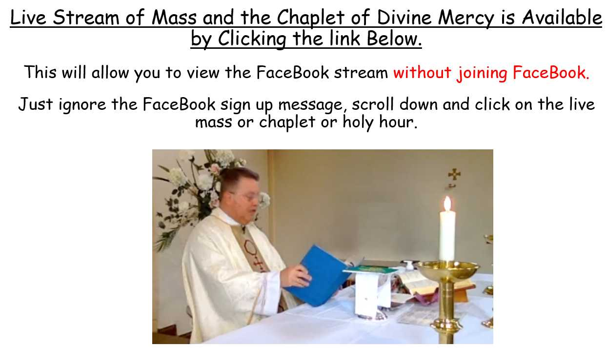 Mass Streaming NoticeV3